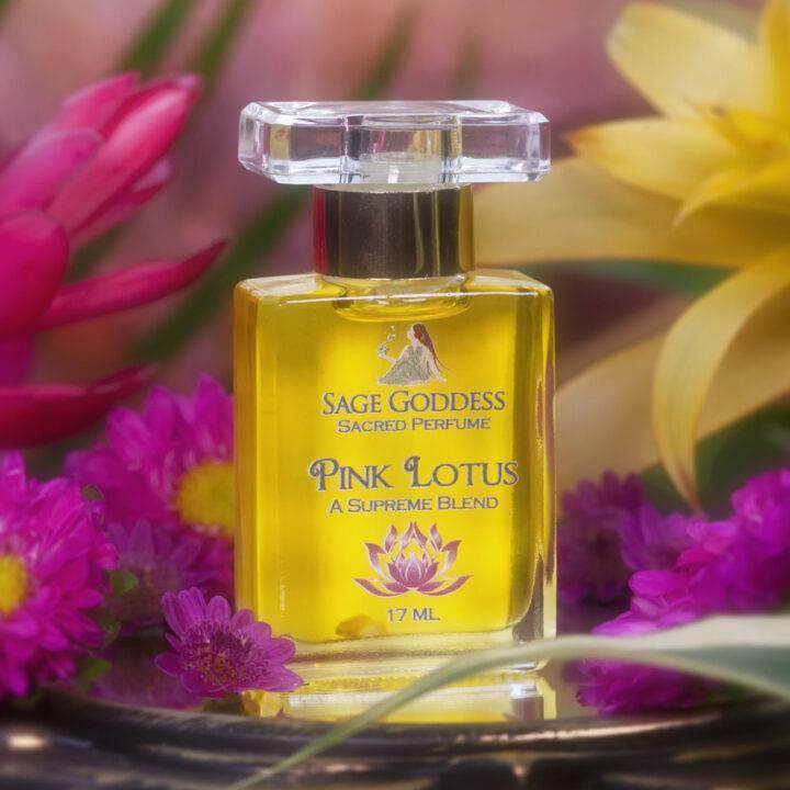 Pink Lotus Perfume