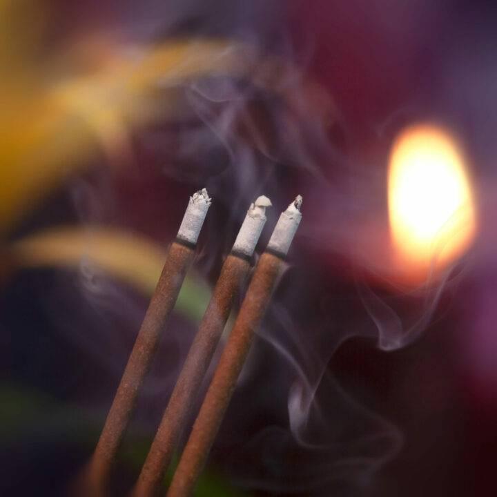 Seven Sacred Incense Sticks