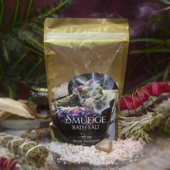 Smudge Bath Salt