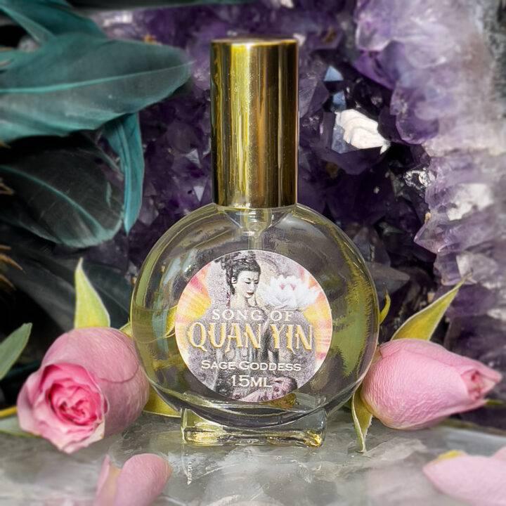 Song of Quan Yin Perfume
