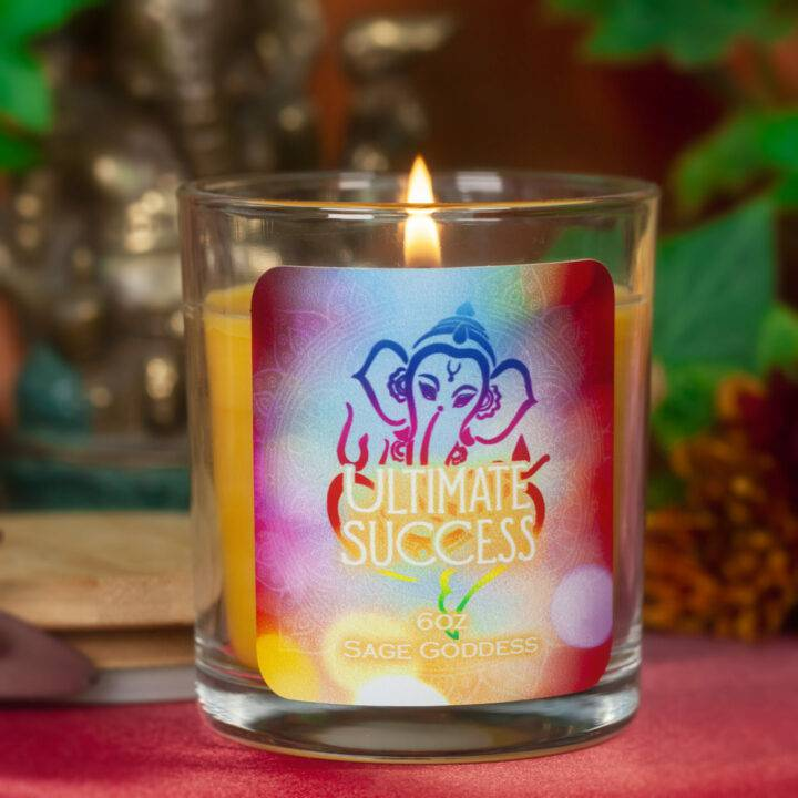 Ultimate Success Intention Candle