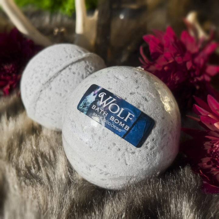 Wolf Bath Bomb