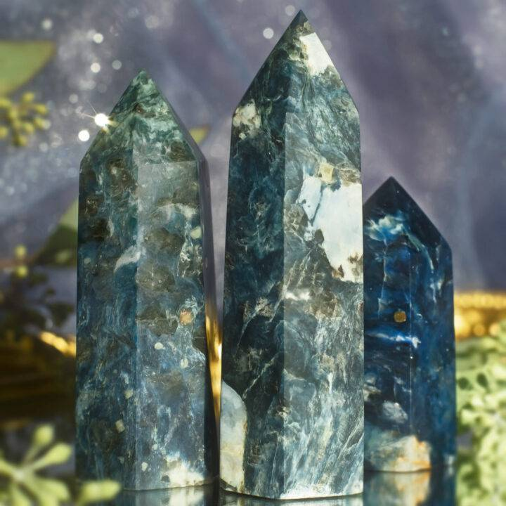 Blue Pietersite Insight and Intuition Generator