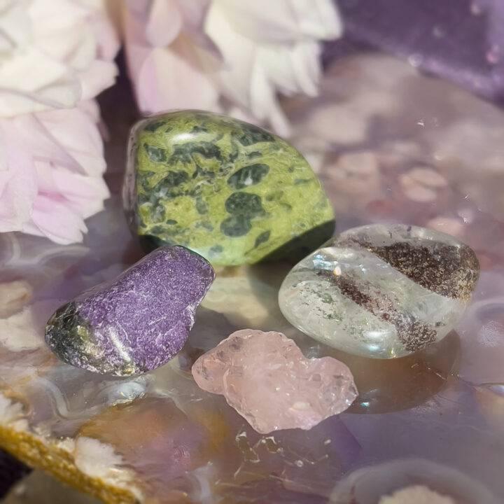 Forgiveness Crystal Quad