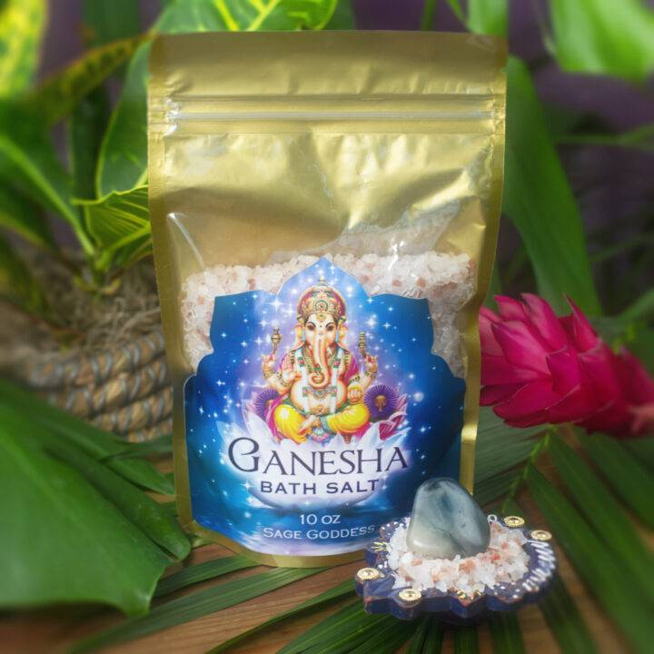 Ganesha Bath Salt