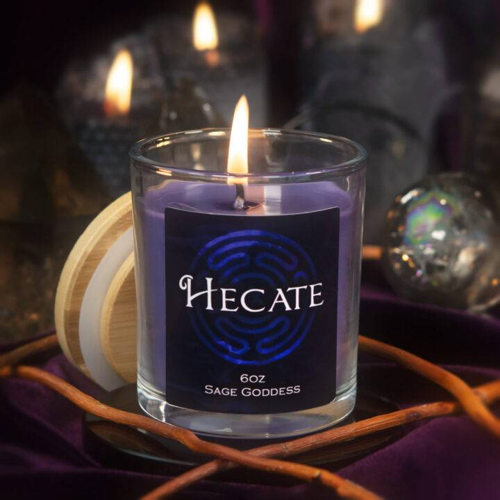 Hecate Intention Candle