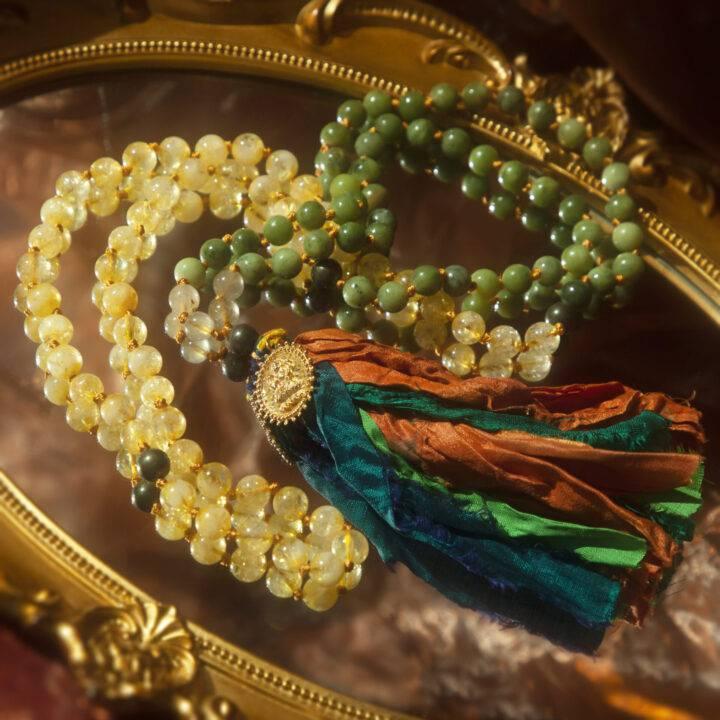 Lakshmi's Prosperity Mala