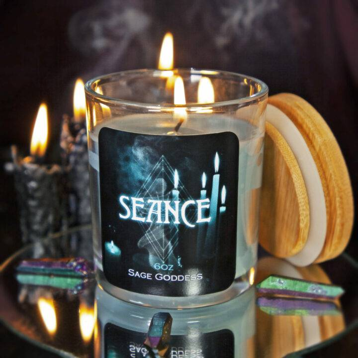 Seance Intention Candle