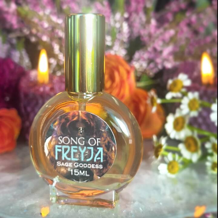 Song of Freyja Perfume