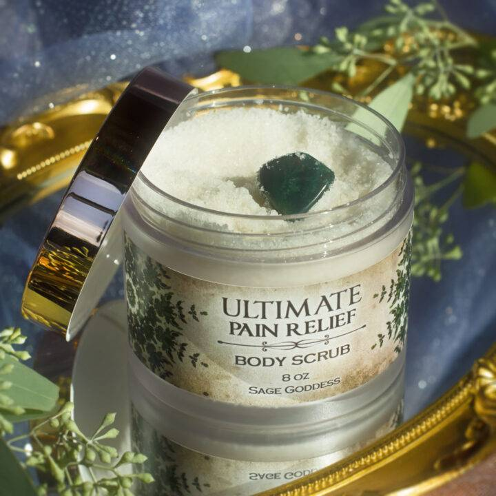 Ultimate Pain Relief Scrub